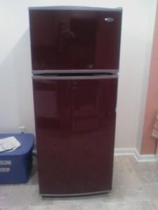 My new fridge!