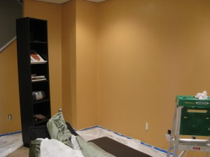 Front Room color, after 2 coats