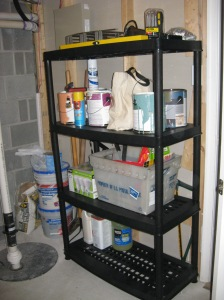 The strong-ish shelves ala Swamp Room