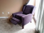 Le Chair reclined
