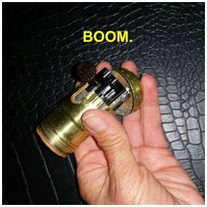 g wire boom